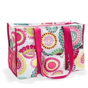 Brand new Thirty One Citrus Medallion utility Tote